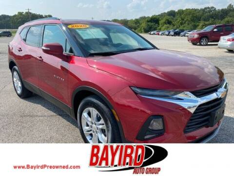 2020 Chevrolet Blazer for sale at Bayird Truck Center in Paragould AR