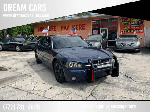 2006 Dodge Charger for sale at DREAM CARS in Stuart FL