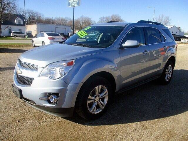 2015 Chevrolet Equinox for sale at Northeast Iowa Auto Sales in Hazleton IA