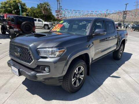 2018 Toyota Tacoma for sale at Los Compadres Auto Sales in Riverside CA