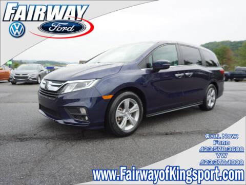 2019 Honda Odyssey for sale at Fairway Volkswagen in Kingsport TN