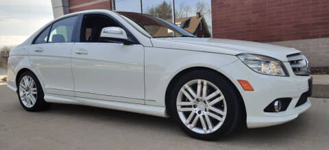 2009 Mercedes-Benz C-Class for sale at Auto Wholesalers in Saint Louis MO