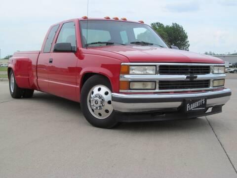 1994 Chevrolet C/K 3500 Series for sale at Flaherty's Hi-Tech Motorwerks in Albert Lea MN