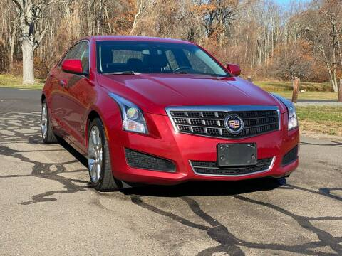 2013 Cadillac ATS for sale at Choice Motor Car in Plainville CT