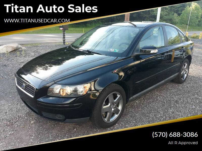 2007 Volvo S40 for sale at Titan Auto Sales in Berwick PA