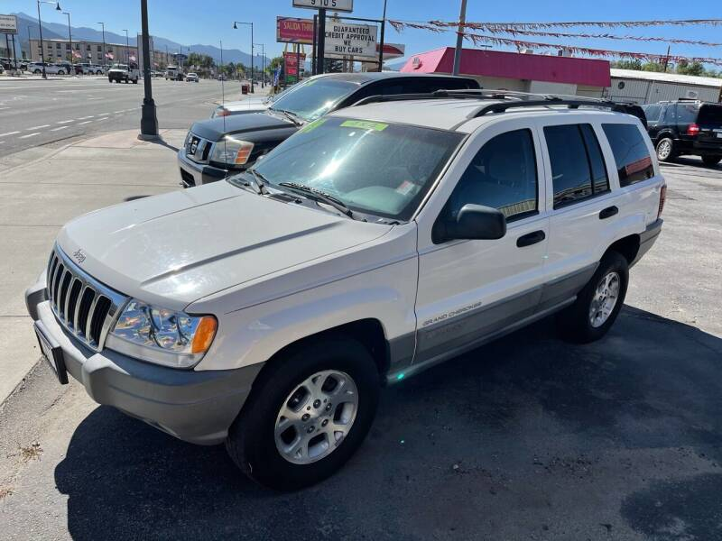 1999 Jeep Grand Cherokee for sale at SPEEDY AUTO SALES Inc in Salida CO
