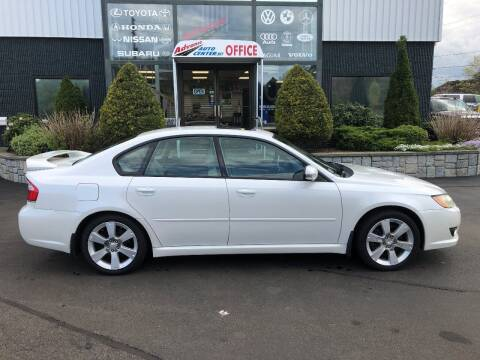 2008 Subaru Legacy for sale at Advance Auto Center in Rockland MA