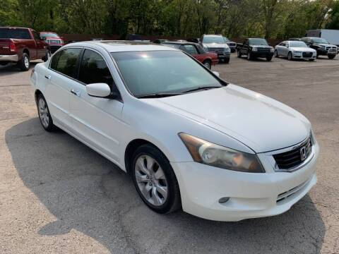 2009 Honda Accord for sale at Ol Mac Motors in Topeka KS