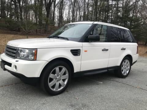 2008 Land Rover Range Rover Sport for sale at Bob's Motors in Washington DC