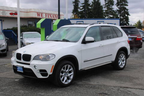 2011 BMW X5 for sale at BAYSIDE AUTO SALES in Everett WA