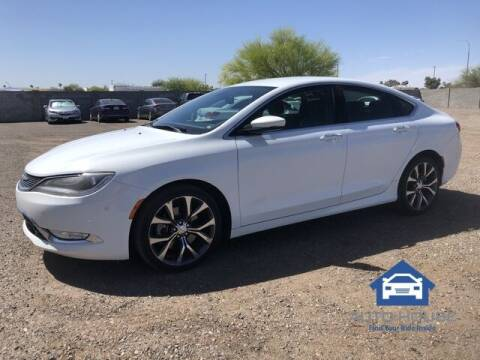 2015 Chrysler 200 for sale at AUTO HOUSE PHOENIX in Peoria AZ