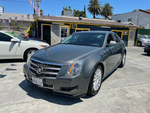 2011 Cadillac CTS for sale at FJ Auto Sales North Hollywood in North Hollywood CA