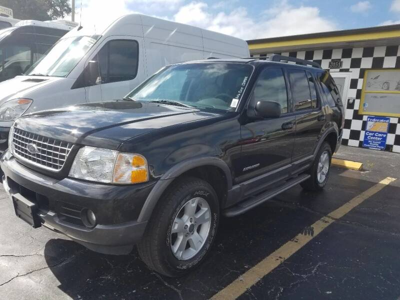 2005 Ford Explorer for sale at AUTO CARE CENTER INC in Fort Pierce FL