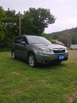 2015 Subaru Forester for sale at Valley Motor Sales in Bethel VT