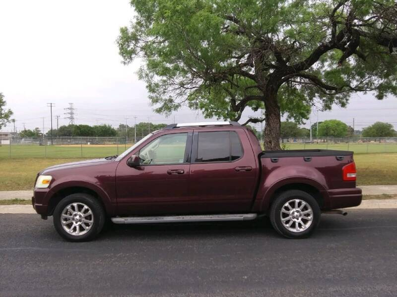 2007 Ford Explorer Sport Trac for sale at Kelley Autoplex in San Antonio TX