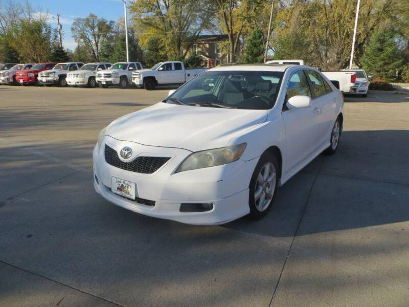 2008 Toyota Camry for sale at Aztec Motors in Des Moines IA