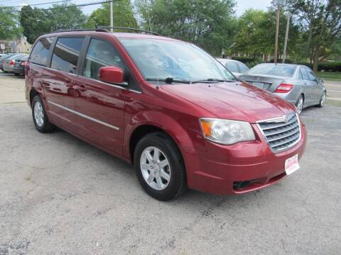 2010 Chrysler Town and Country for sale at St. Mary Auto Sales in Hilliard OH