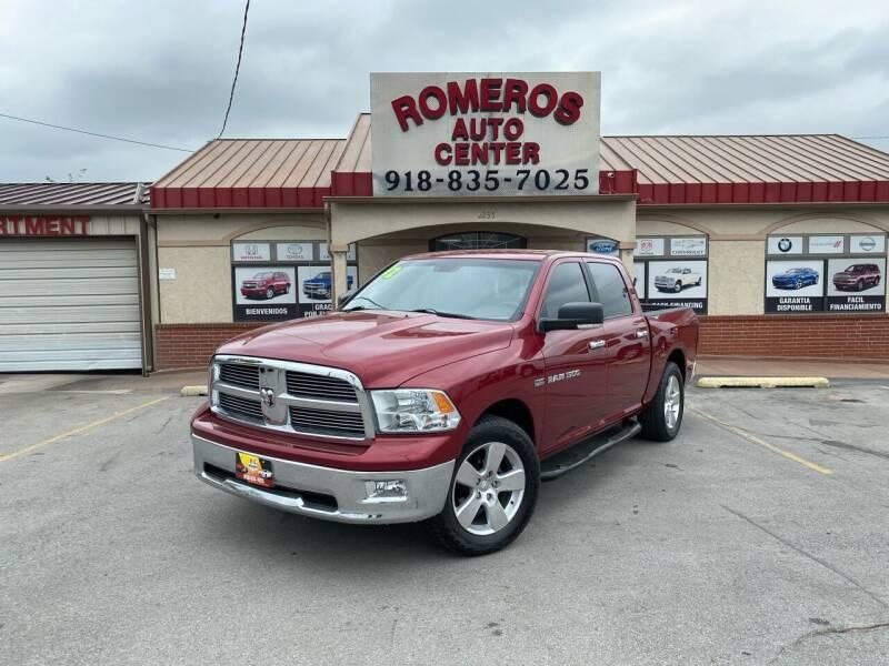 2012 RAM Ram Pickup 1500 for sale at Romeros Auto Center in Tulsa OK