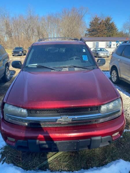 2003 Chevrolet TrailBlazer for sale at New Start Motors LLC - Rockville in Rockville IN