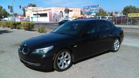 2008 BMW 5 Series for sale at Larry's Auto Sales Inc. in Fresno CA