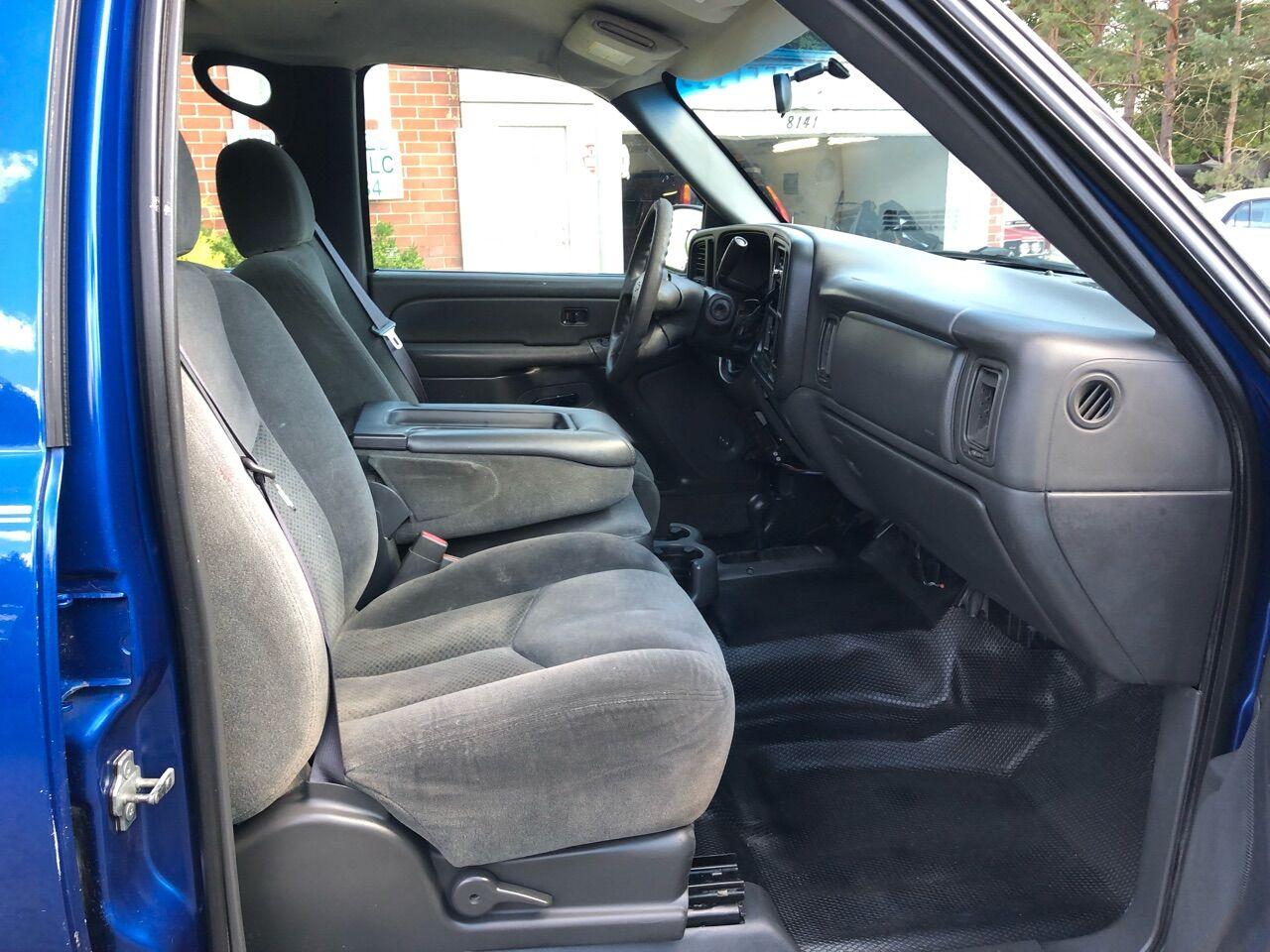 2004 Chevrolet Silverado 3500 Long Bed