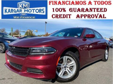 2020 Dodge Charger for sale at Kargar Motors of Manassas in Manassas VA