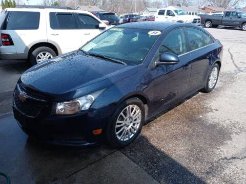 2011 Chevrolet Cruze for sale at River Motors in Portage WI
