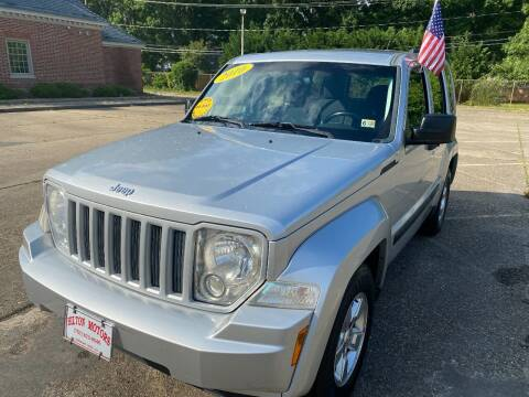 2010 Jeep Liberty for sale at Hilton Motors Inc. in Newport News VA