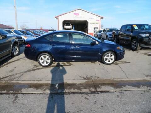 2016 Dodge Dart for sale at Jefferson St Motors in Waterloo IA