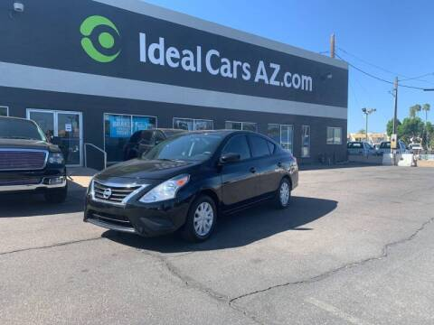 2016 Nissan Versa for sale at Ideal Cars East Mesa in Mesa AZ
