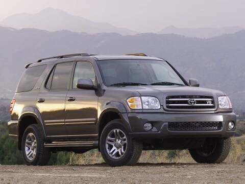 2004 Toyota Sequoia for sale at Hi-Lo Auto Sales in Frederick MD