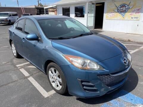 2010 Mazda MAZDA3 for sale at Robert Judd Auto Sales in Washington UT