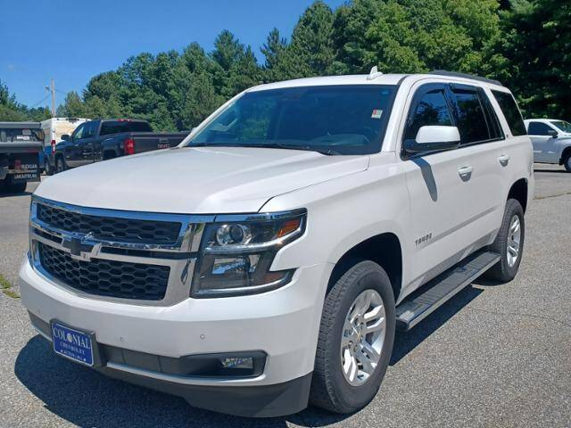 2018 Chevrolet Tahoe for sale in Acton, MA