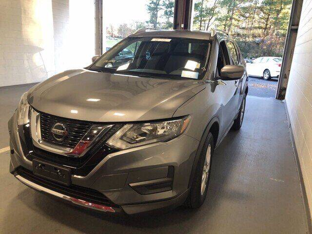 2018 Nissan Rogue for sale at Summit Credit Union Auto Buying Service in Winston Salem NC