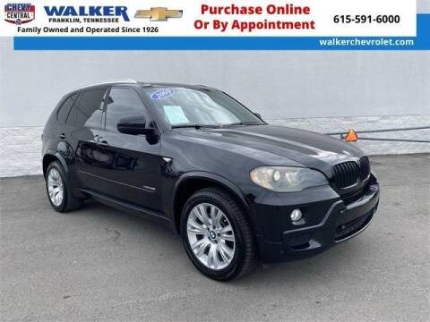 2009 BMW X5 for sale at WALKER CHEVROLET in Franklin TN