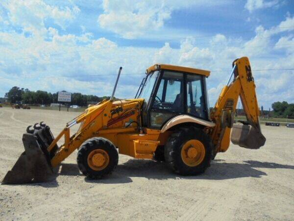 1998 JCB 214 Series 3  for sale at Vehicle Network - Dick Smith Equipment in Goldsboro NC