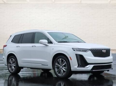 2021 Cadillac XT6 for sale at HAYES CHEVROLET Buick GMC Cadillac Inc in Alto GA