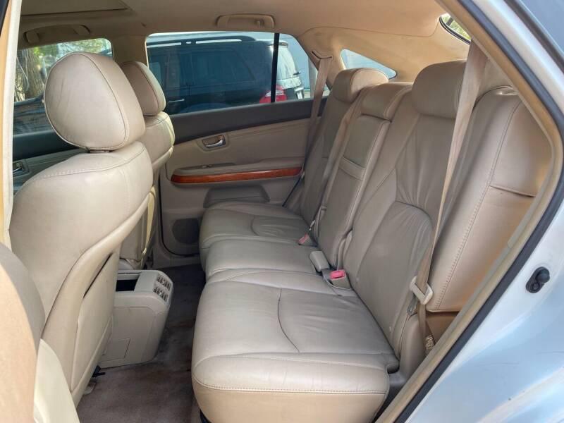 2007 Lexus RX 350 4dr SUV - Oklahoma City OK