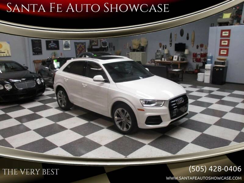 2017 Audi Q3 for sale at Santa Fe Auto Showcase in Santa Fe NM