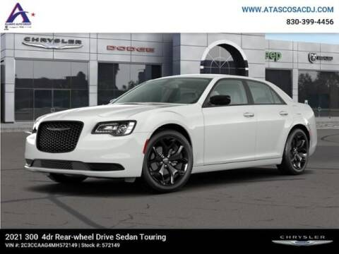 2021 Chrysler 300 for sale at ATASCOSA CHRYSLER DODGE JEEP RAM in Pleasanton TX