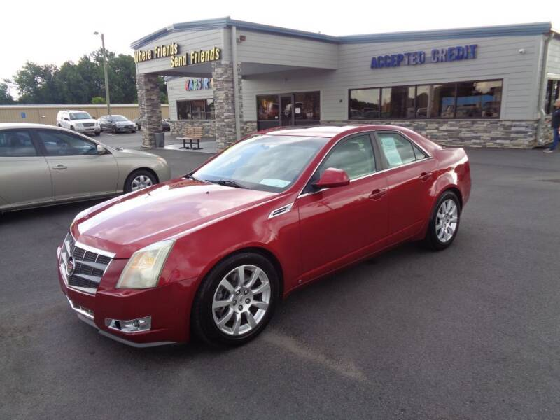 2008 Cadillac CTS for sale at KARS R US of Spartanburg LLC in Spartanburg SC