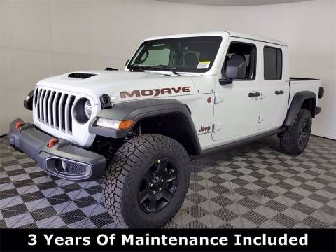 2021 Jeep Gladiator for sale at PHIL SMITH AUTOMOTIVE GROUP - Joey Accardi Chrysler Dodge Jeep Ram in Pompano Beach FL
