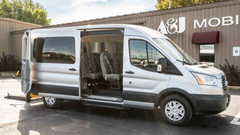 2016 Ford Transit Passenger for sale at A&J Mobility in Valders WI