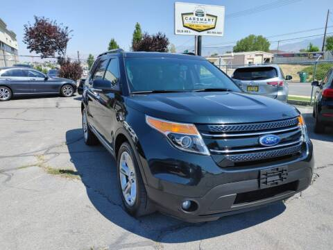 2014 Ford Explorer for sale at CarSmart Auto Group in Murray UT