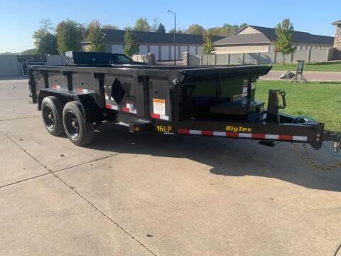 2022 Big Tex 16LP-14 Dump Box 17.6k #3045
