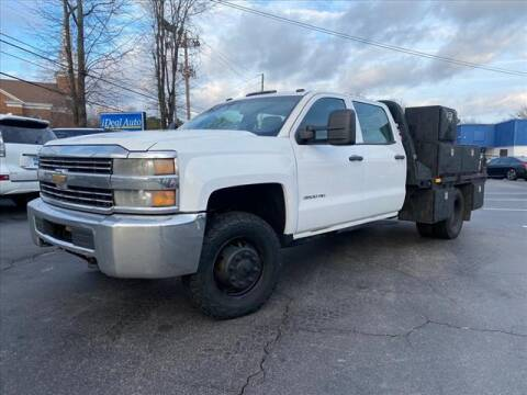 2015 Chevrolet Silverado 3500HD for sale at iDeal Auto in Raleigh NC