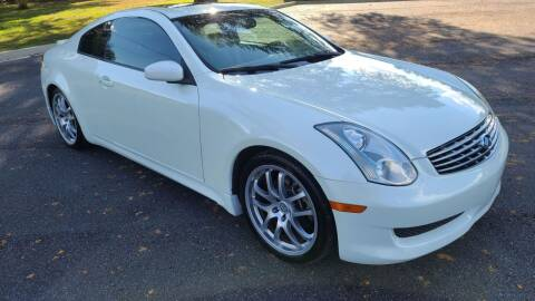 2007 Infiniti G35 for sale at AMG Automotive Group in Cumming GA