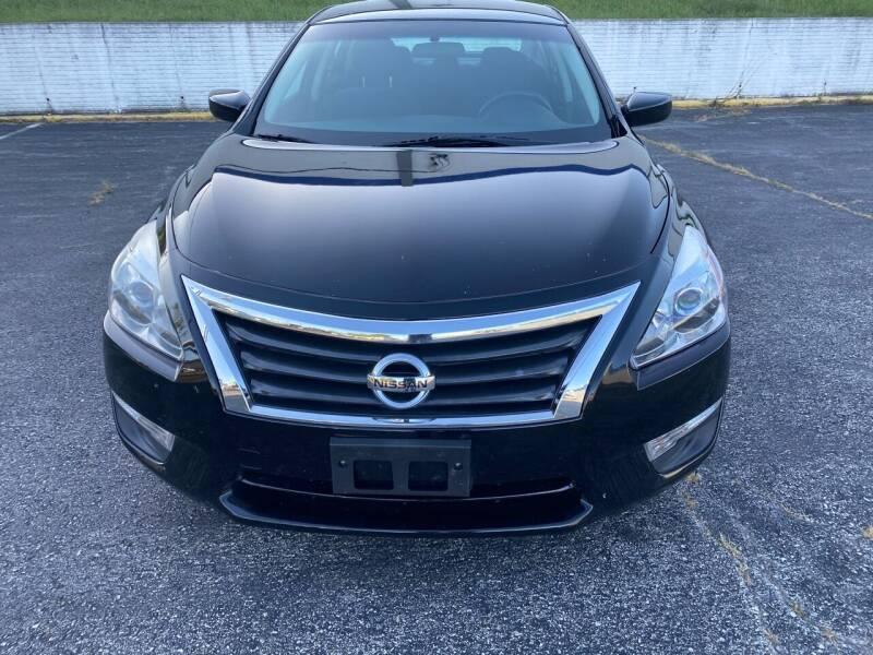2015 Nissan Altima for sale at D & J's Automotive Sales LLC in Olathe KS