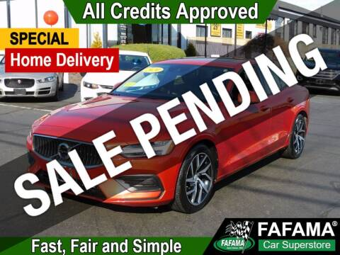 2020 Volvo S60 for sale at FAFAMA AUTO SALES Inc in Milford MA