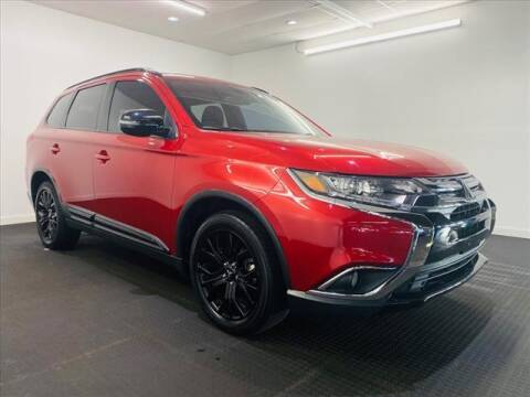 2018 Mitsubishi Outlander for sale at Champagne Motor Car Company in Willimantic CT